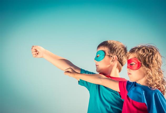 El Poder del Super Héroe que Hay en Ti…